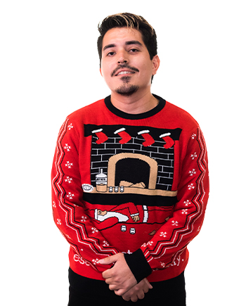 escalated quickly sweater product image man 2
