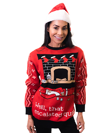 escalated quickly sweater product image woman 3