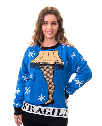 fragile ugly sweater product image woman4