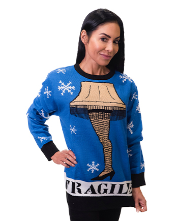 fragile ugly sweater product image woman 2