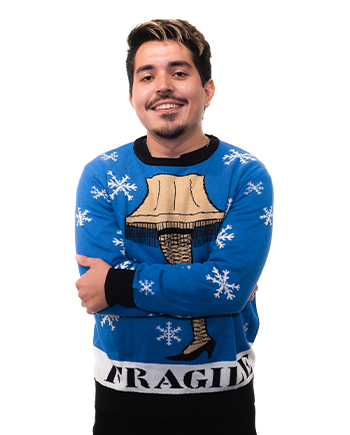 fragile ugly sweater product image man 2