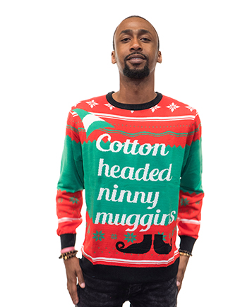 cotton headed sweater product image man 3