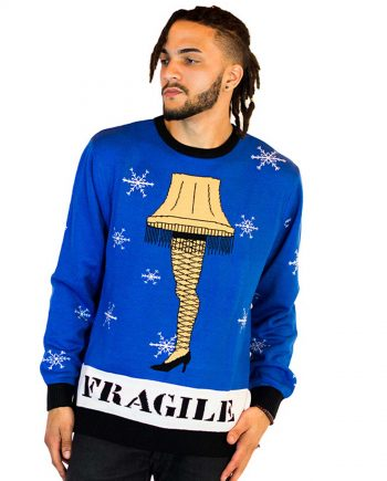 fragile mens ugly sweater 1