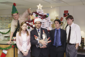 the office Christmas episode