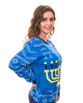it's lit sweater product image woman