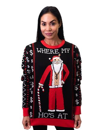 where my ho's sweater product image woman 4