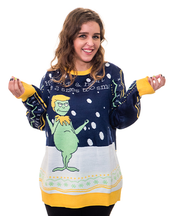 tiny hands sweater product image woman 2
