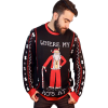 Men's Where My Ho's At Ugly Sweater 1