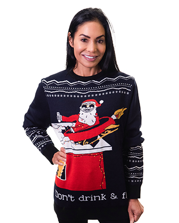 drink n fly ugly sweater product image woman 2