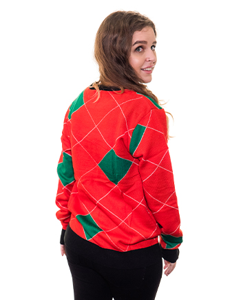that's what she said ugly sweater product image woman 4
