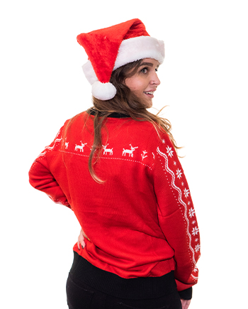 christmas spirits ugly sweater product woman 5