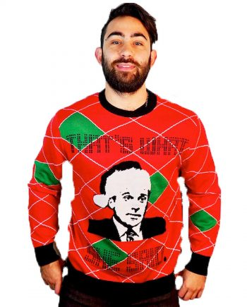 that's what she said ugly sweater