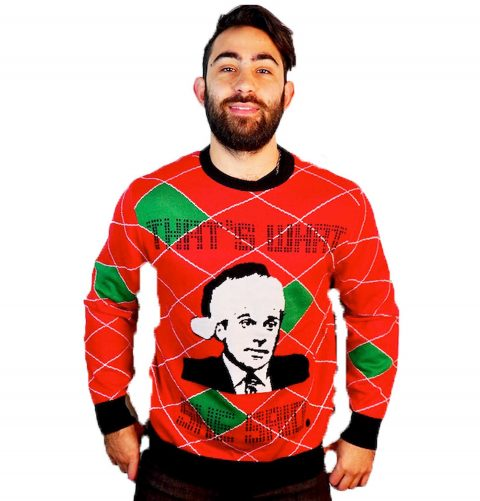 thats what she said ugly sweater