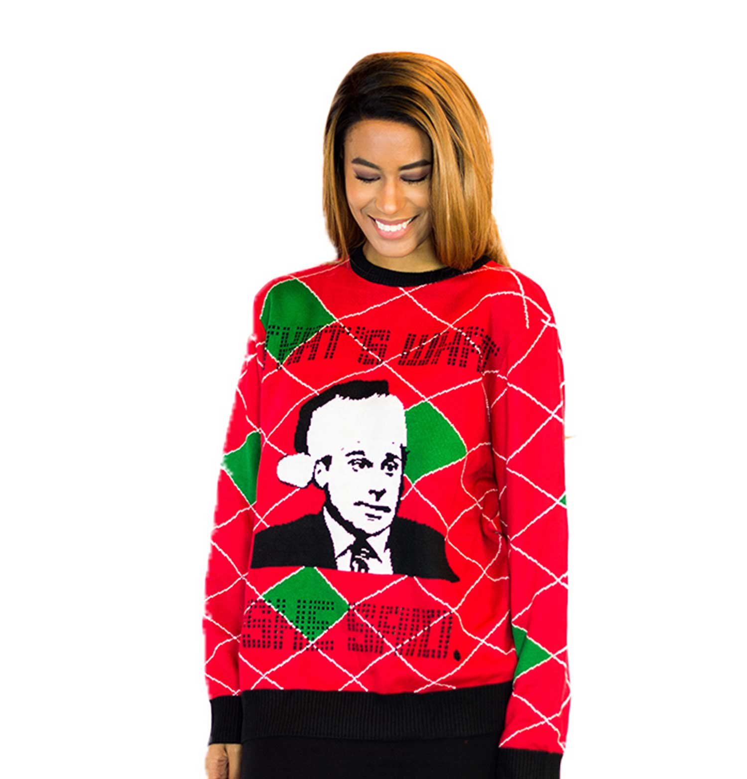 Buddy The Elf Ugly Christmas Sweater Unisex Getuglysweaterscom