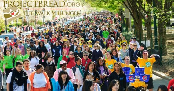 Project Bread Walk for Hunger